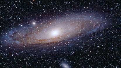 Un estudio de más de 3.000 galaxias da datos sobre la evolución del universo