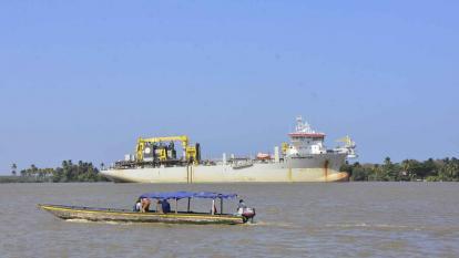 El vaivén sin fin del Puerto de Barranquilla
