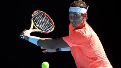 Nadal y Medvedev al ritmo de Djokovic y Thiem en sus estrenos