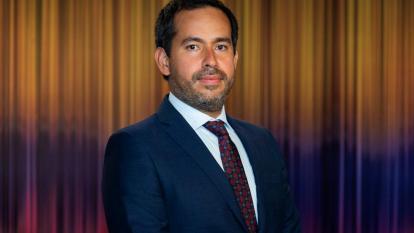 Lisandro Junco, nuevo director de la Dian