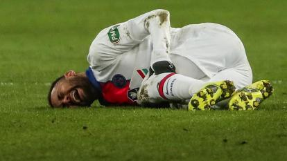 Neymar estará cuatro semanas de baja y se pierde el choque contra Barcelona