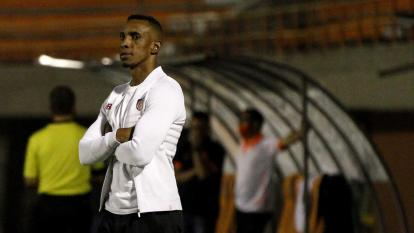 Luis Amaranto Perea, técnico de Junior.