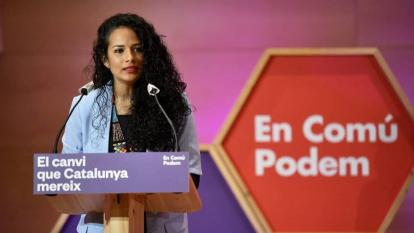 La barranquillera que logró entrar al parlamento catalán