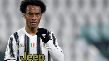 Cuadrado se pierde por lesión el Oporto-Juventus en Champions League