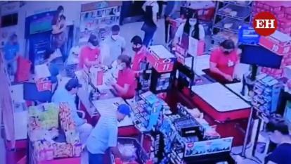 Así se cometió el doble crimen en un supermercado de Barranquilla