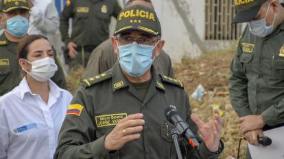 11 mil policías acompañarán proceso de vacunación en el país