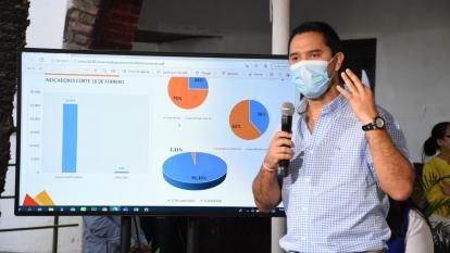 Llegan las primeras 1.050 vacunas contra covid-19 a Valledupar