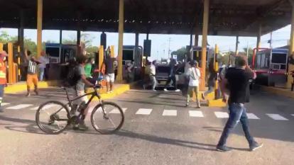 Alcalde Dau propone que camioneros paguen los peajes en el Distrito