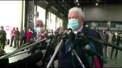 Escándalo en Argentina por rosca en vacunación de personas cercanas al poder