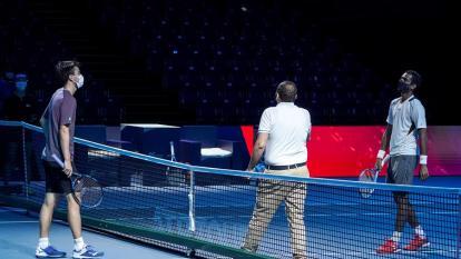 Las primeras rondas del torneo inician hoy sin espectadores.