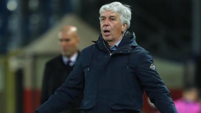 """""""No digo nada, porque si no la Uefa me echa dos meses"""": Gasperini por la roja"""