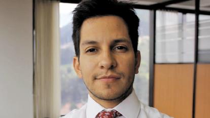 Germán Escobar, jefe de Gabinete de Minsalud