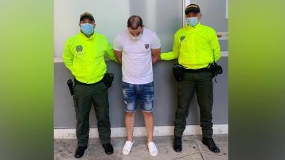 Arrestan a alias Pepe por hurto de vehículo
