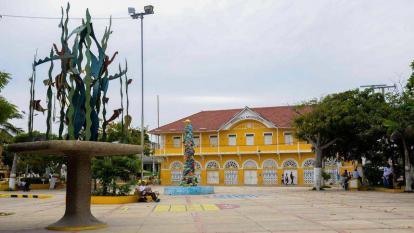 Puerto Colombia será declarado un Área de Desarrollo Naranja