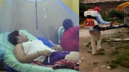 Autoridades mitigan brote de malaria en zona rural de Montería