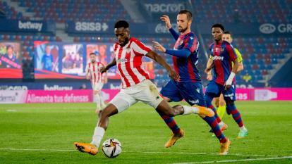 El Athletic Club disputará la final de la Copa del Rey ante el Barcelona.