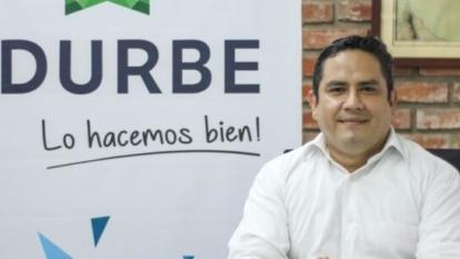 Uriel De Arco renunció a la gerencia del Edurbe.