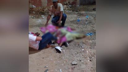 Ataque a bala en La Paz: un hombre muerto y otro herido