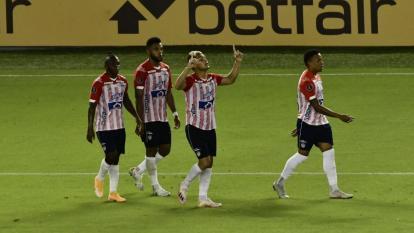 Junior 3, Caracas 1: un triunfo que lleva a La Paz