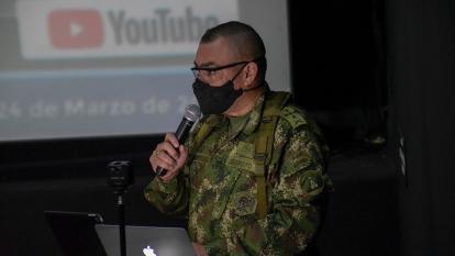 Ejército descarta presencia del Eln en la región Caribe