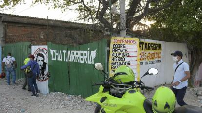 Ataque sicarial en una chatarrería deja un hombre muerto en Los Olivos