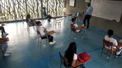 Piden suspender alternancia en Cartagena 15 días después de Semana Santa