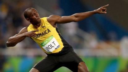 Usain Bolt es considerado una de las leyendas del deporte