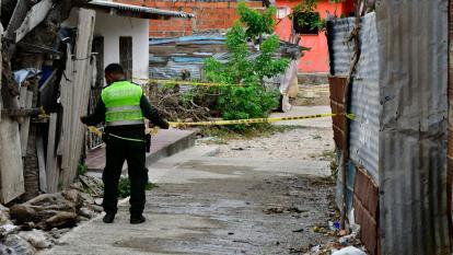Problema con pagadiario sería la causa de crimen en La Sierrita