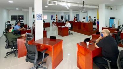 Concejo de Santa Marta une llamado por pandemia