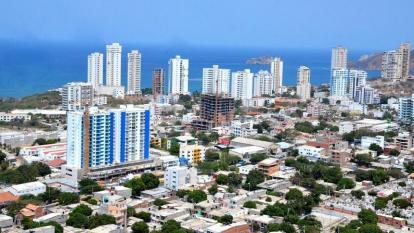 Toque de queda en Santa Marta este lunes