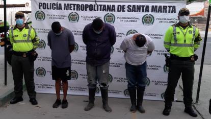 Capturados por talar mangles en la Isla Salamanca