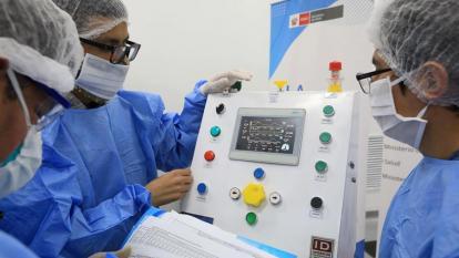 Barranquilla aumenta capacidad hospitalaria con nuevos ventiladores