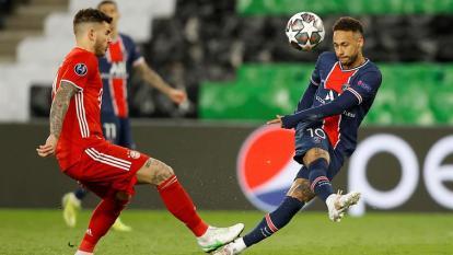 Neymar sobre la clasificación del PSG a semifinales de la Champions