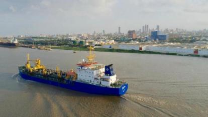 Aumenta calado en el canal de acceso al Puerto de Barranquilla