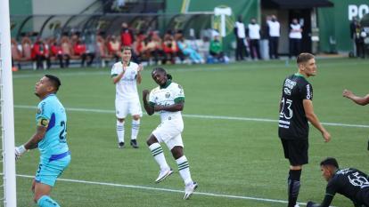 Yimmi Chará marca triplete con el Timbers pasan a cuartos en Concacaf
