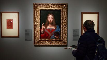 ¿Es el 'Salvator Mundi' una obra de Da Vinci?
