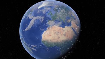 Así podrá ver cómo ha cambiado la Tierra en los últimos 40 años