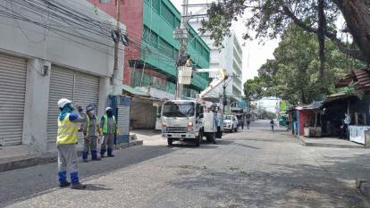 Air-e quita energía a negocios del Centro que se conectaron de manera ilegal