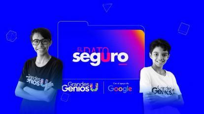 Grandes Genios y Google Colombia hablan sobre seguridad digital