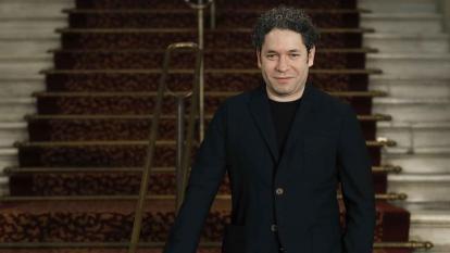 Venezolano Gustavo Dudamel es el nuevo director de la Ópera de Paris
