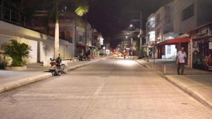 Ordenan toque de queda y ley seca en Sucre desde las 8:00 p.m.