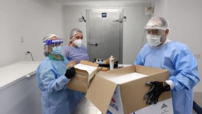 693 vacunas se perdieron por errores en cadena de frío