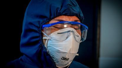 Médicos, al límite por la crisis sanitaria