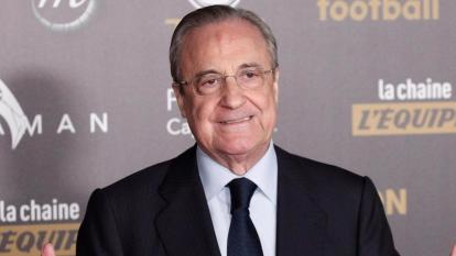 Florentino Pérez justifica la creación de la Superliga