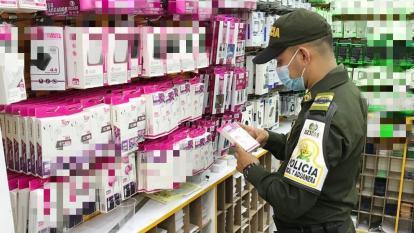 Operativos contra mercancía de contrabando en Sucre