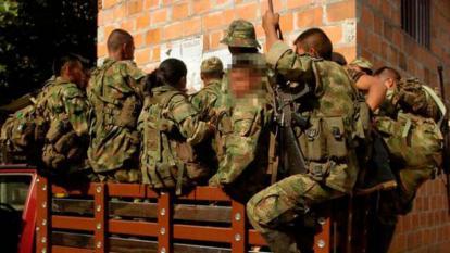 Defensoría del Pueblo alerta por reclutamiento de menores