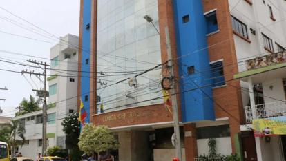Clínica Central en Montería se declara al tope de su capacidad