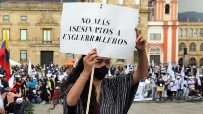 Denuncian el homicidio de otro ex-Farc en Caquetá