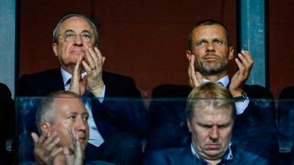 La Superliga estremeció al fútbol europeo