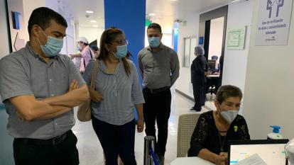 Montería pide la asignación de más vacunas contra la covid-19